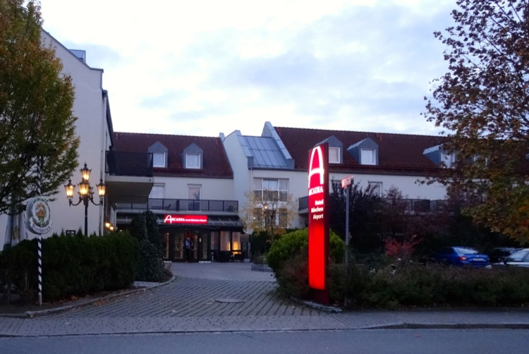 Arcadia Hotel Munchen Airport Unterkunft In Erding De